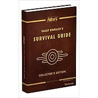 Amazon Deal: Fallout 4 Vault Dweller's Survival Guide Collector's Edition (Hardcover)