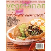 TopMags Deal: Vegetarian Times Magazine