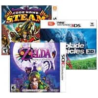 Best Buy Deal: Best Buy Game Sale: Select Nintendo 3DS Games: