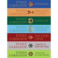 Amazon Deal: The Outlander Series 7-Book Bundle (Kindle e-Book)