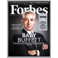 DiscountMags Deal: 1-Year Forbes Magazine