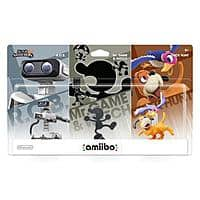 GameStop Deal: 3-Pack Retro Amiibo Bundle