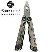 BuyDig Deal: Samsonite 14-in-1 Stainless Steel Multi Tool