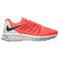 Finish Line Deal: Men's Nike Air Max 2015 Running Shoes (Crimson/White)