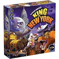 Amazon Deal: King of New York Board Game