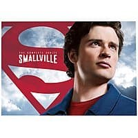 Best Buy Deal: Smallville: The Complete Series 62-Disc Set (DVD)