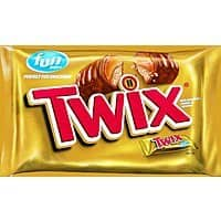 Amazon Deal: 2-Pack of 22.34oz. Twix Caramel Fun Size Chocolate Candy