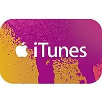 eBay Deal: iTunes Gift Cards: $100 Gift Card $80, $50 Gift Card $40 or $25 Gift Card