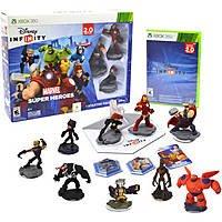 Walmart Deal: Disney Infinity 2.0 Marvel Super Heroes Starter Pack w/ 6 Bonus Figures