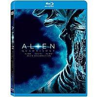 Alien: Quadrilogy (Blu-ray)