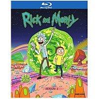Rick and Morty (Blu-ray) Season 2: $15.50, Season 1
