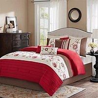 Bedding Sets: 7-Piece Comforter Set (king or queen)