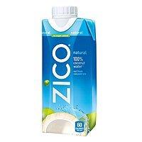 Prime Members w/ Alexa: 12-Pack 11oz. Zico Natural Coconut Water