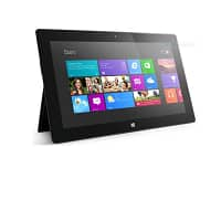 "32GB Microsoft Surface RT 10.6"" WiFi Tablet (Refurbished)  $169 + Free Shipping"