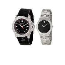 Movado Watches: Juro Men's Watch $279, 800 Series Men's Watch  $249 + Free Shipping