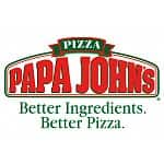 Papa John's Coupon: 50% Off The Regular Price of a Large Pizza w/ Online Orders  50% Off