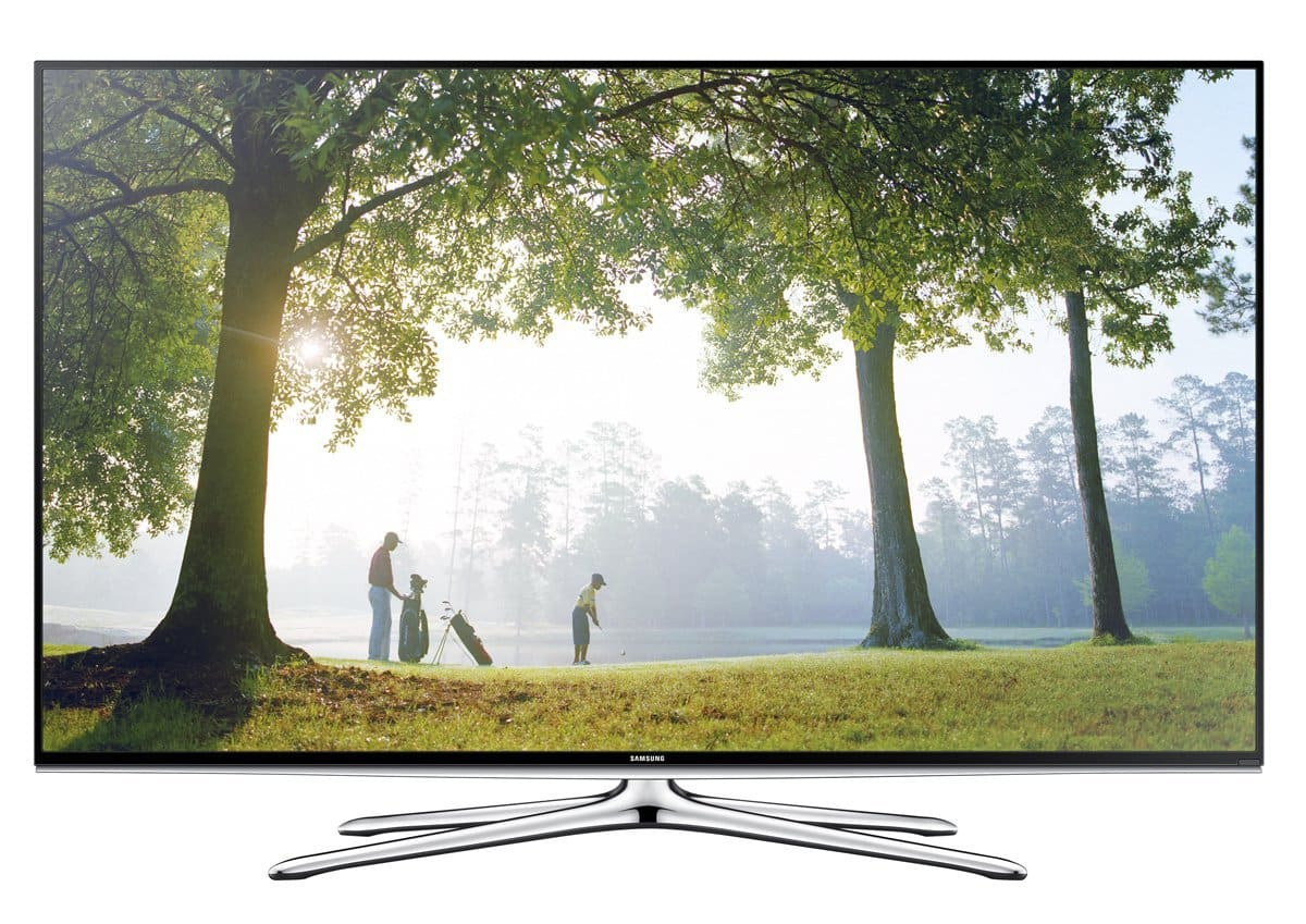"Samsung UN40H6350 40"" Class Full 1080p HD Smart LED TV w/ 6' Xtreme Cables HDMI Cable $500 + Free Shipping! (eBay Daily Deal)"