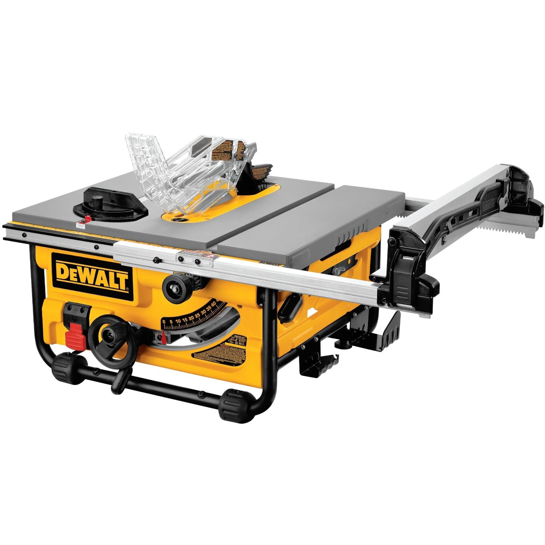 "Dewalt DW745 10"" Compact Job-Site Table Saw  $269 + Free Shipping"