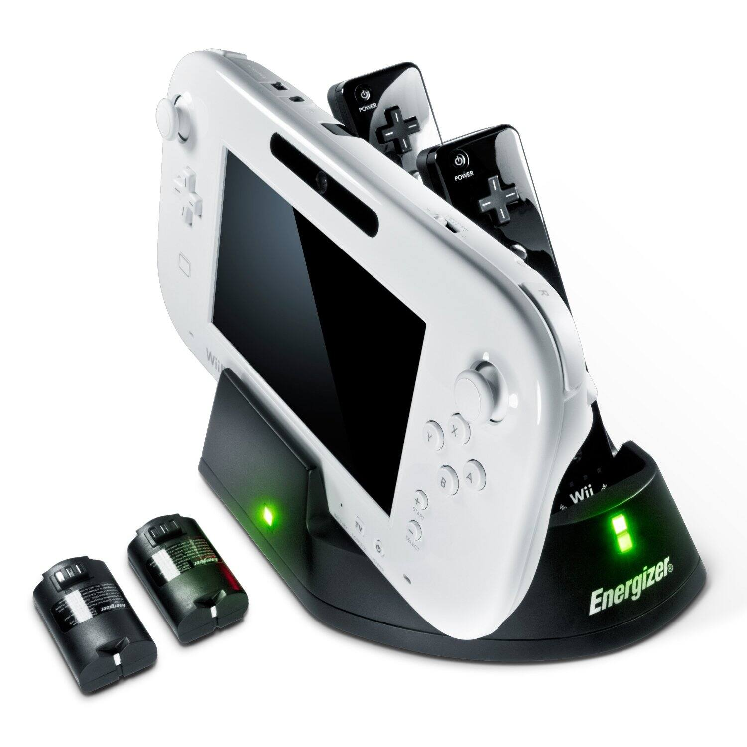 Energizer 3x Charge Station for Wii U  $12