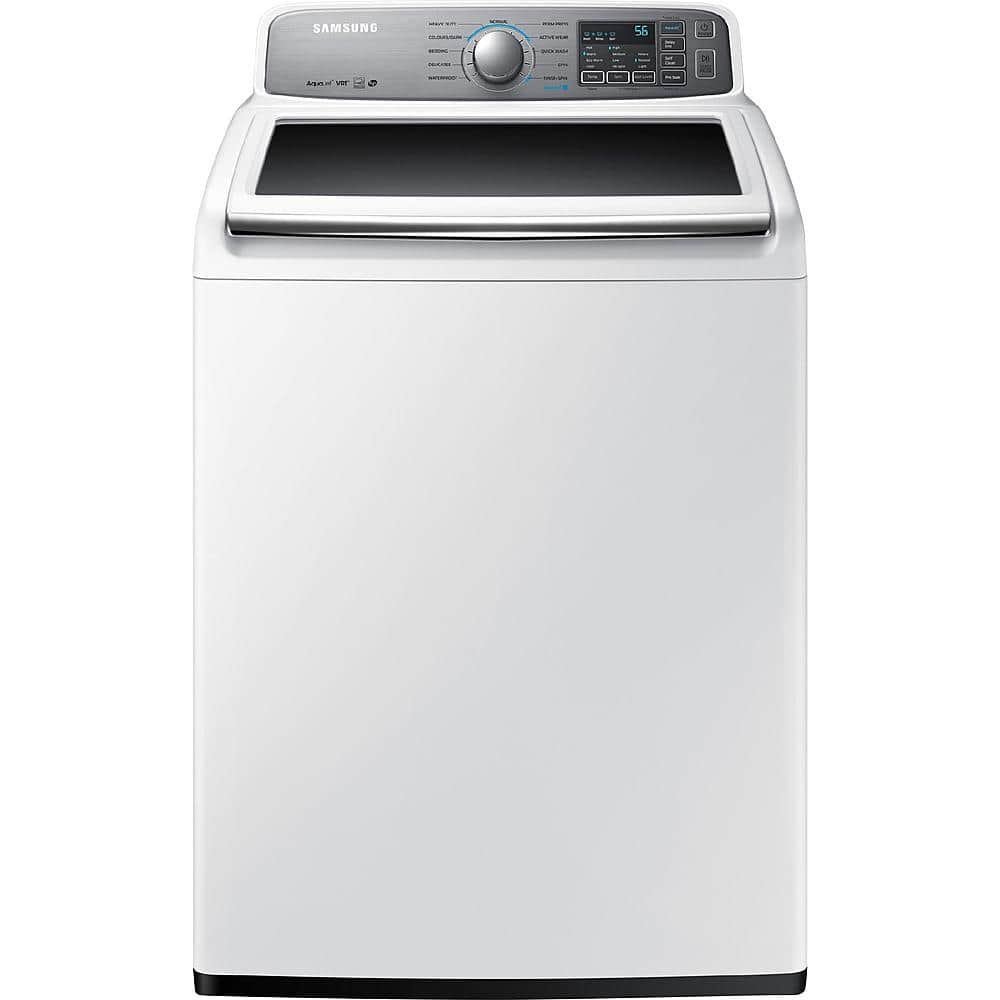 Samsung 4.5 cu. ft. Top-Load Washer or 7.4 cu. ft. Electric Dryer + $55 in Points  $500 each + Free Shipping