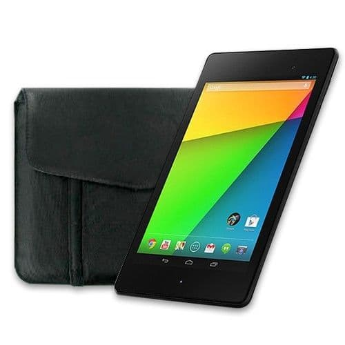 "16GB Asus Nexus 7 2nd Gen 7"" Android 4.3 Tablet (Refurbished) + Leather Sleeve $129.99 with free shipping"