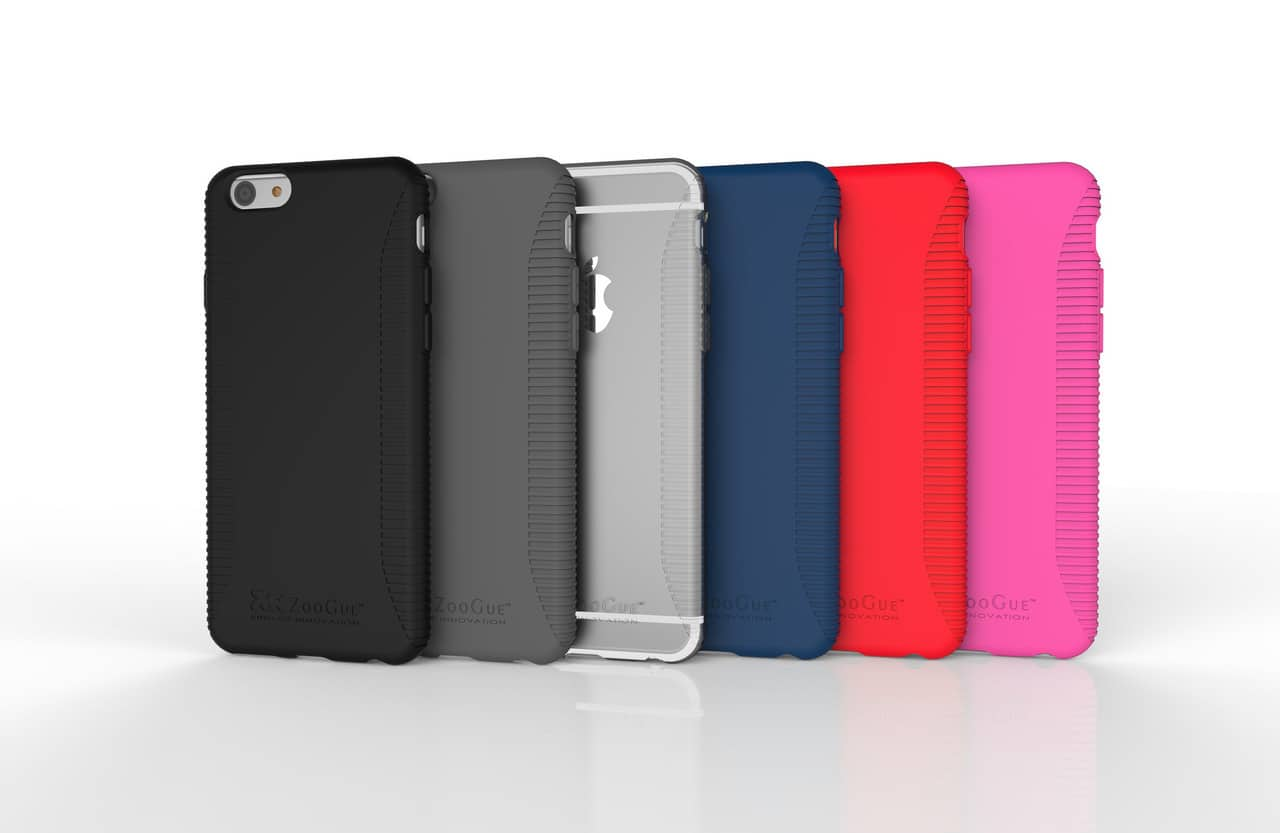 ZooGue iPhone 6/6 Plus Social Pro Cases preorder pricing starting at $3.99 plus FS