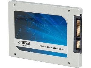 """Crucial MX100 CT512MX100SSD1 2.5"""" 512GB SATA III MLC Internal Solid State Drive (SSD) $188.99 AC + FS from Newegg"""