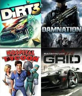 PC Digital Download Bundle: GRID, Dirt 3, Dirt Showdown, Overlord II, Damnation  $7.60 & More