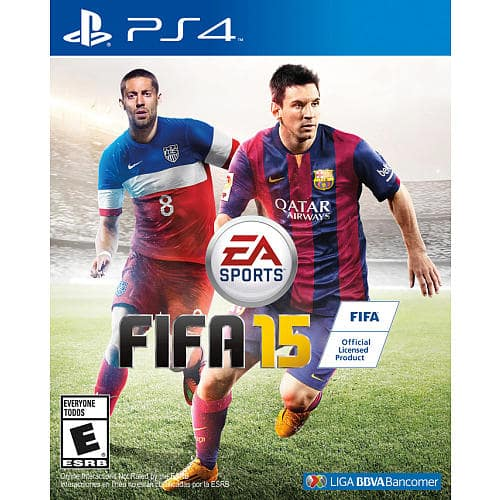 2x Video Games: UFC, FIFA 15 or NHL 15 (PS4, Xbox One, Xbox 360 or PS3)  $70 & More + Free Shipping