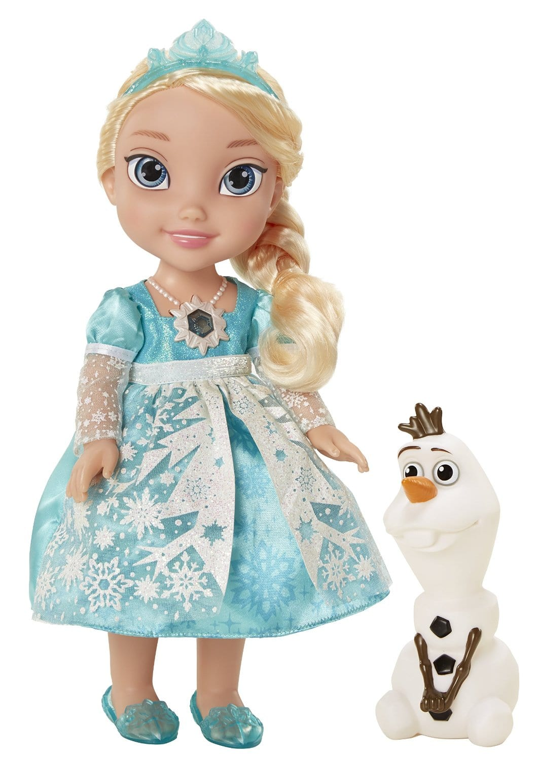 Disney Frozen Snow Glow Elsa Doll  $29 + Free Store Pickup
