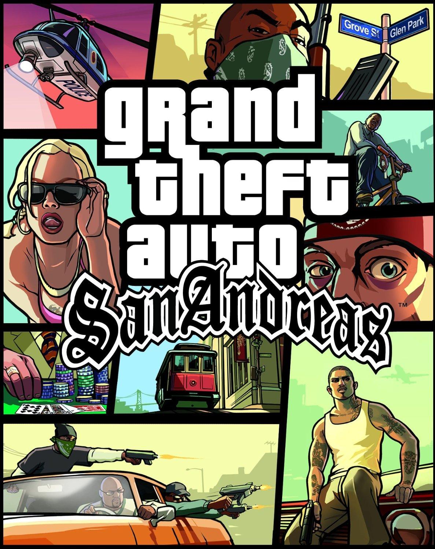 GTA: San Andreas HD $3.74 (X360)