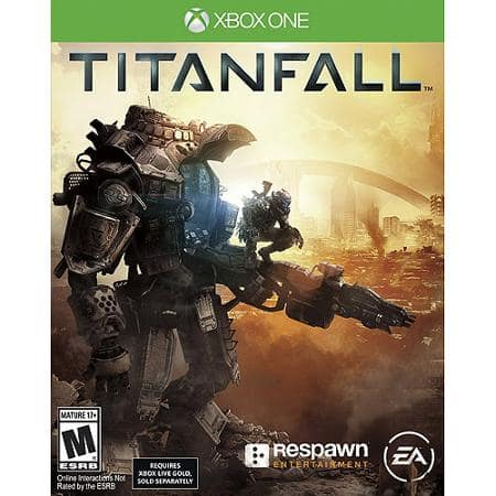 Xbox One Game Download: Titanfall $25 or Season Pass  $8.25 (Xbox Live Gold Membership Required)