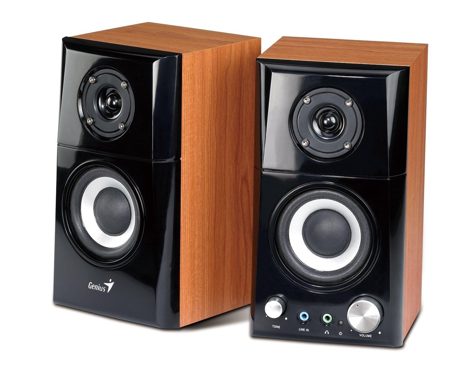 Genius Hi-Fi Computer Speakers  $30