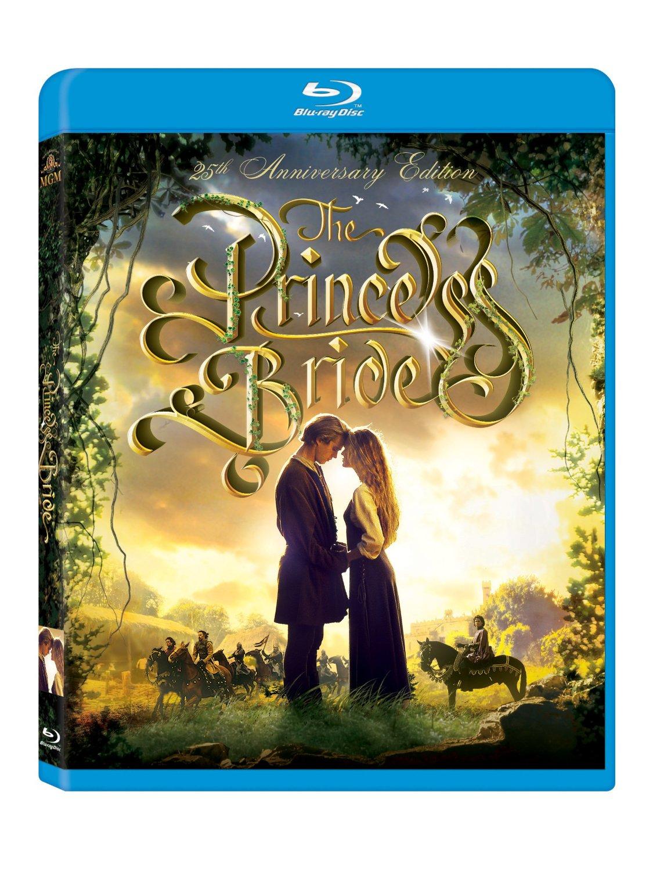 The Princess Bride: 25th Anniversary Edition (Blu-ray)  $4