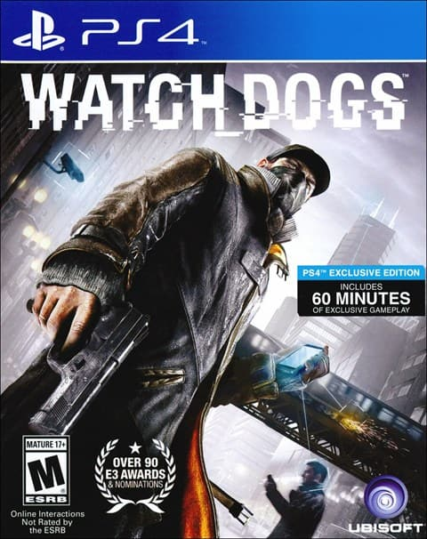 GameFly Used Game Sale: Watch Dogs (Xbox 360, PS3, Xbox One or PS4) $12.99, Dead Rising 3 $14.99, Titanfall (Xbox One) $14.99 & More with free shipping