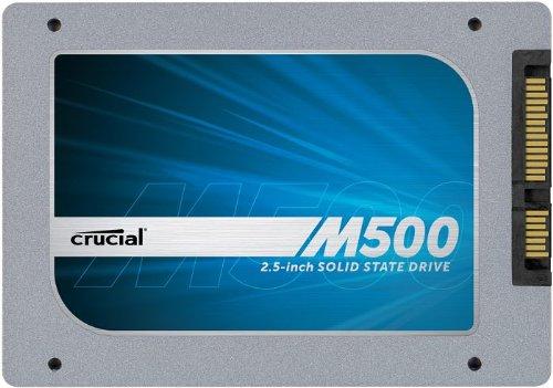 Crucial M500 480GB $160 - Amazon Lightning Deal - 10:10 AM EST