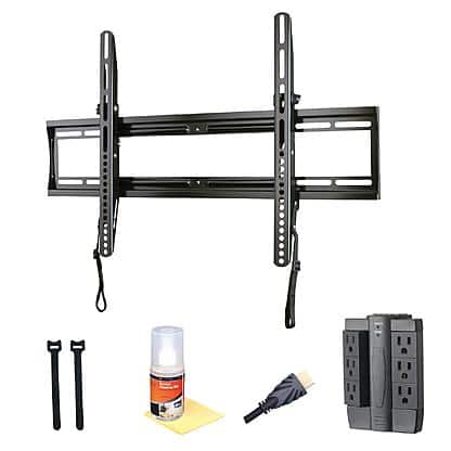 "Alphaline™ Wall-Mount Kit for 32"" - 60"" Flat-Panel TVs $50 + $30 in points back(Points Roll)"