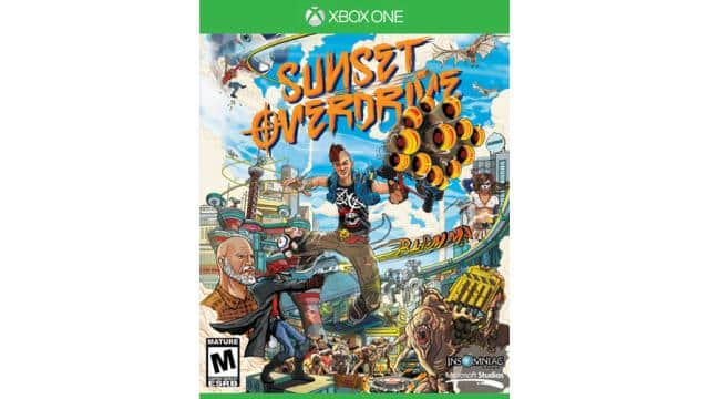 Sunset Overdrive (Xbox One)  $40 + Free Shipping