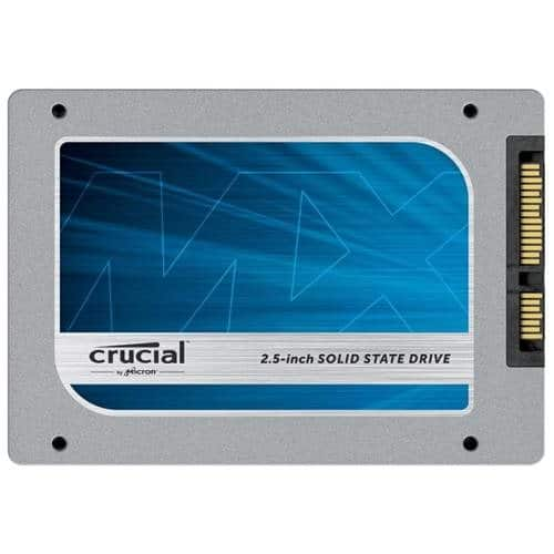 """256GB Crucial MX100 2.5"""" Solid State Drive SSD $82.99 + Free Shipping w/ MasterPass Checkout & More"""