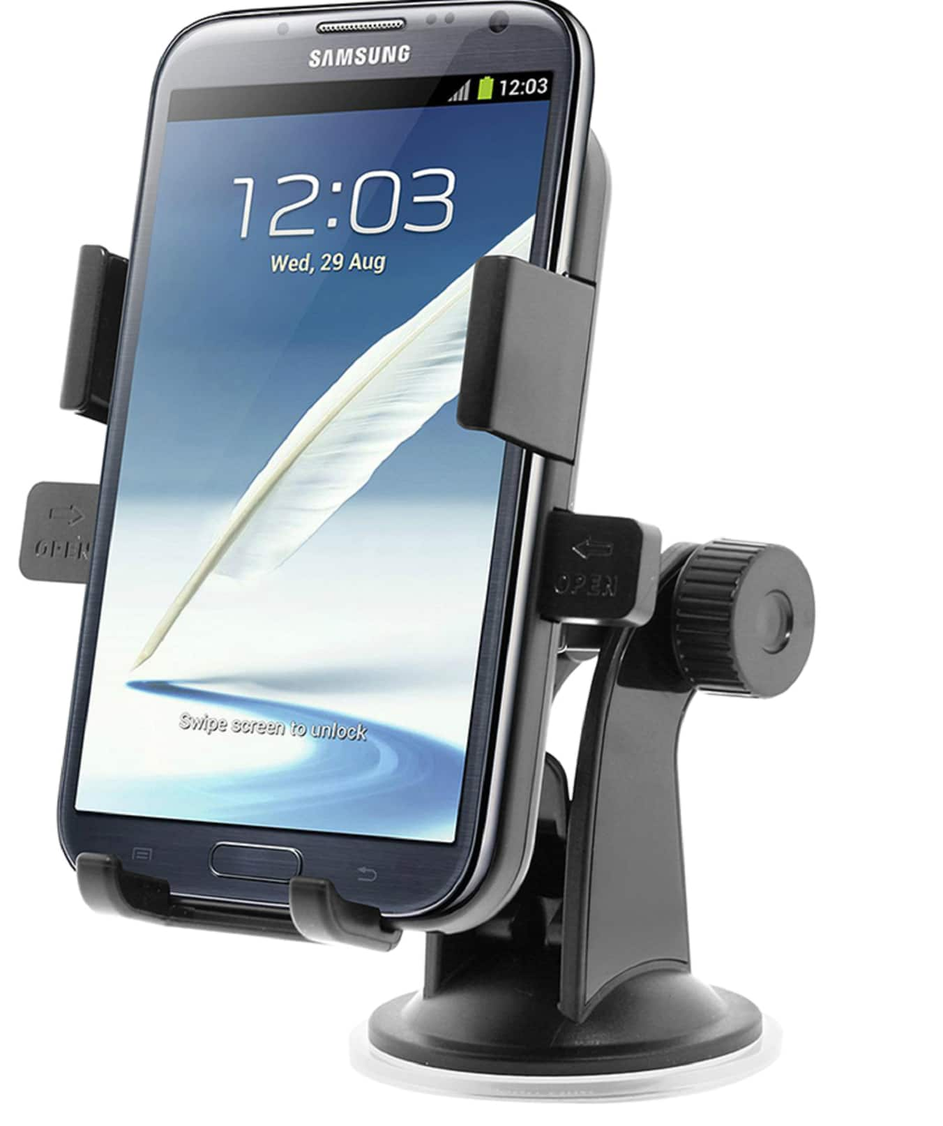 iOttie One Touch Windshield Dashboard Car Mount Holder $12.99 + Free Shipping