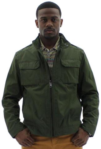 Andrew Marc Chris Men's Shell Lightweight Jacket (Jungle Green)  $22 + Free Shipping