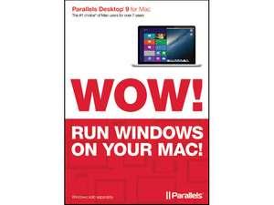 Parallels Desktop 9 for Mac (OEM) + SmithMicro Anime Studio Debut 9 Software $20 + Free Shipping