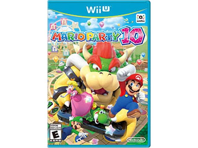 Mario Party 10 Pre-Order (Nintendo Wii U) $43.99 + Free Shipping