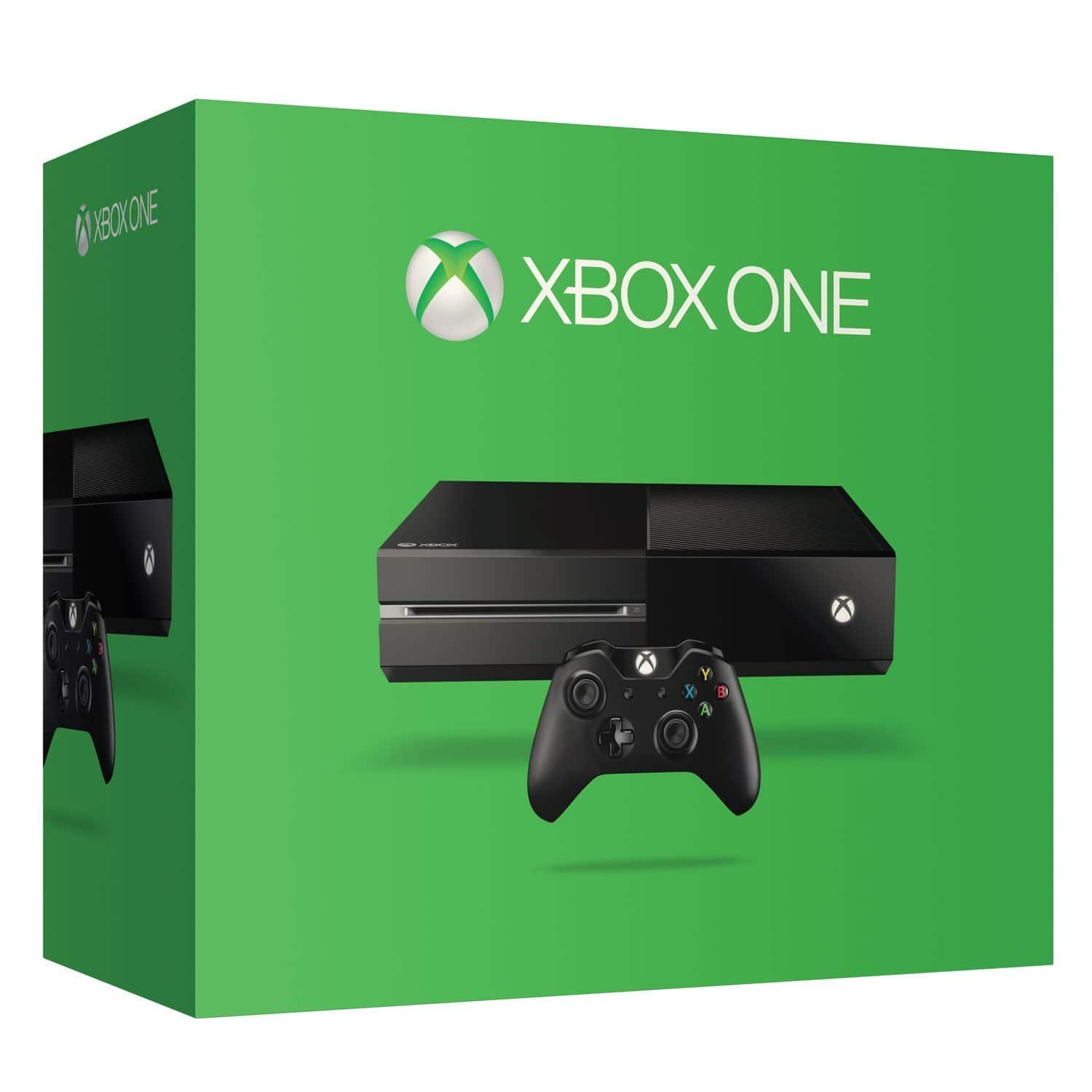 Xbox One Console $299.99 - No tax in some states