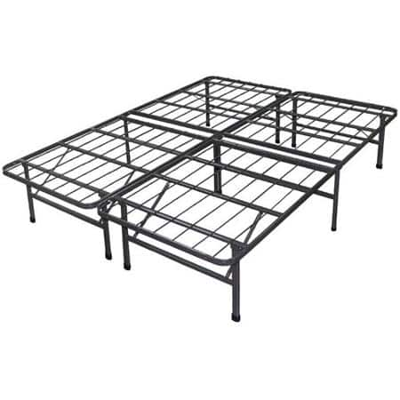 spa sensations steel smart base bed frame: queen $79, twin