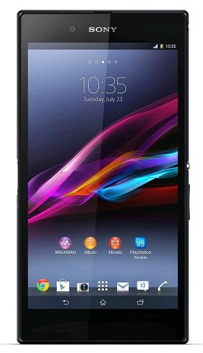 "16GB Sony Xperia Z Ultra 4G LTE 6.4"" Unlocked Smartphone $250 + Free Shipping!"