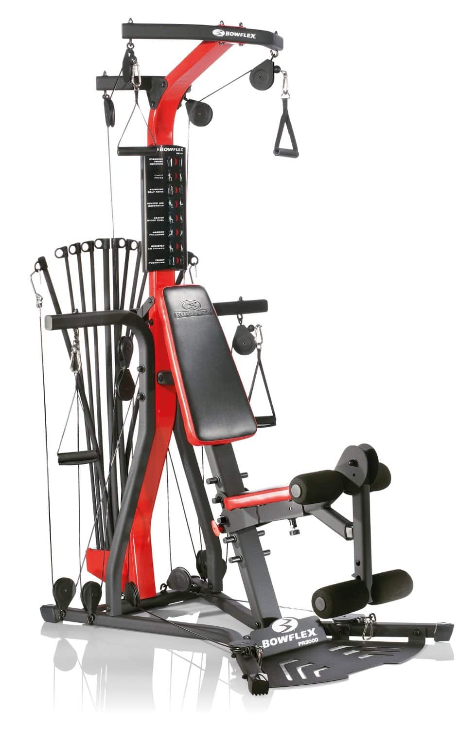 Bowflex PR3000 Home Gym $629, Bowflex PR1000 Home Gym  $349 + Free Shipping