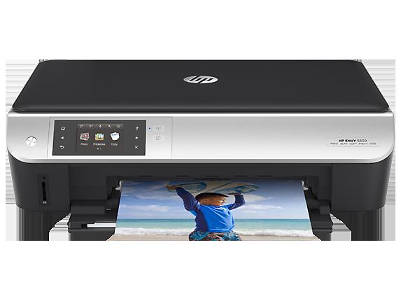 HP - ENVY 5530 Wireless e-All-In-One Inkjet Printer $19.99 ~ HP