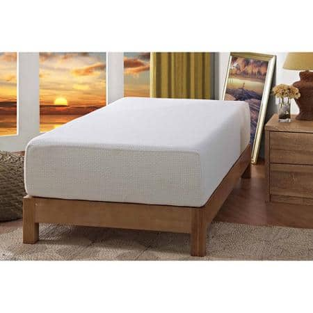 "Signature Sleep 12"" Memory Foam Mattress: Queen $199, Twin  $129 & More + Free Shipping"