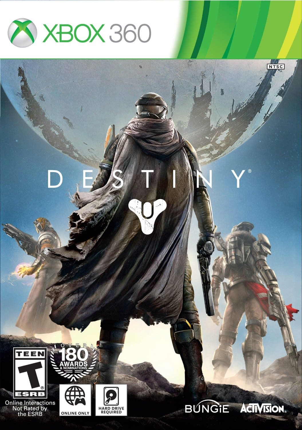 Destiny (PS4, Xbox 360 or PS3)  $20 + Free Store Pickup